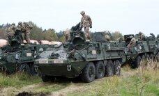 Пентагон на случай непредвиденных операций разместит в Восточной Европе танковую бригаду
