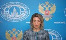 Захарова: Россия не услышала на совете с НАТО ничего нового