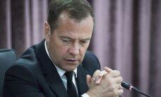 """Медведев удалил твит со словами """"Крым окончательно станет нашим"""""""