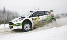 Eesti autoralli meistrivõistluste heitlused algavad täna Lätis