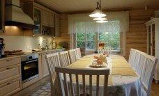 Kaisu talu — ürgeestiliku välimusega käsitöö-palkmaja rookatuse all