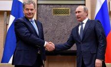 Путин прибудет с визитом в Финляндию в пятницу