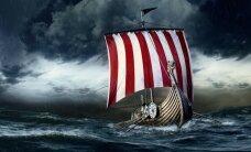 Эстонский морской музей везет викингов в Эстонию