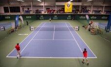 Tere Tennisekeskuse uued squashiväljakud avatakse rahvusvaheline turniiriga