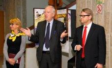 ФОТО: Посол Швеции нанес визит в Кохтла-Ярве