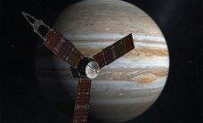 Veel üks nädal ja Jupiteri orbiidil võtab koha sisse uus tehiskaaslane