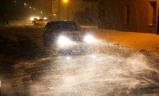 Soomes võib lumetuisk tekitada kuni meetriseid hangi