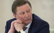 Иванов рассказал подробности своего ухода с поста главы администрации Кремля