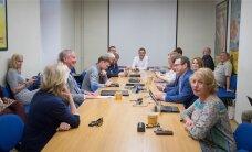Kaja Kallas, Rein Lang ja Urmas Paet ei saa Reformierakonna juhatuse koosolekule tulla