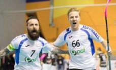 Eesti saalihokikoondis sõitis Kanadast üle ning jõudis MMi veerandfinaali!