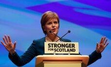 Šotimaal alustatakse ametlikult uue iseseisvusreferendumi korraldamise protsessi