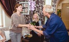 FOTOD: Ženja Fokin korraldas kuulsatele daamidele naistepäeva puhul mõnusa poputamisõhtu