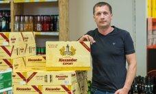 Viinarallit Läti piiril juhivad eestlased
