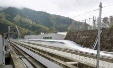 Rong sõitis 600 km/h, võiks ka kiiremini