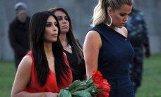 SUUR GALERII ja VIDEO: Õed Kardashianid väisavad kodumaad Armeeniat! Vaata, kuidas nad mälestusmärki külastasid ja peaministriga kohtusid