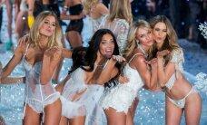 FOTO: Rinnahoidja sai 100-aastaseks! Victorias Secreti modellid näitavad, kuidas seda tähistama peab!