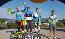 Eesti meistrid 2015 BMX krossis on Ardo Oks ja Sirje Lepik