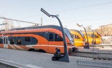 C 1 октября на некоторых направлениях меняется расписание движения поездов Elron