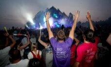 TEEME SOOJA: Vii end Weekend Festivali meeleollu ja kuula EDM-i jumaluste kõige värskemat loomingut