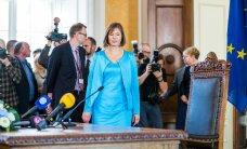 President Kersti Kaljulaid peab leidma meeskonna ja otsustama välisvisiidid