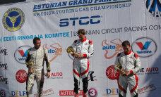 Eesti ja Rootsi autoringraja meistrivõistluste etapp pakkus põnevaid võidusõite