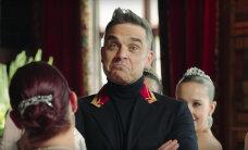 VIDEO: Mida küll Vladimir Putin sellest arvab? Robbie Williams tögab uue singliga venelasi ja nende kurikuulsat riigipead