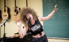 PUBLIKU TIISER: Eesti oma Janis! Vaata, kuidas Ziggy Wildi Laura Prits The Led Zeppelin Sessioniga prooviruumi kuumutas