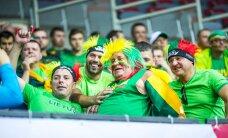"""""""Kui kaotavad Eestile, sõitku parem kohe koju!"""" ehk mida arvavad Leedu kossufännid mängust Eestiga?"""