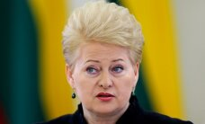 """Президент Литвы раскритиковала инициативу о """"мигрантских штрафах"""""""