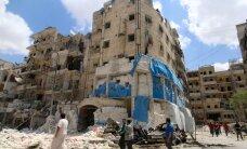 Активисты: в боях за Алеппо за сутки погибли десятки людей