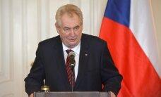 Tšehhi presidendi arvates tuleks pagulaste vastuvõtmisest keelduda, et hoida ära barbaarsed rünnakud
