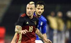 FOTO: Belgia jalgpallikoondislast peeti ekslikult terroristiks