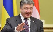 Порошенко причислил Украину к защитникам Европы от варварства и тирании