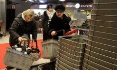Vaata, mida eestlased lihavõtete ajal peale kanamunade kõige enam ostukorvi poetavad