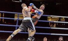 FOTOD: Eesti sportlased said Xplosioni võitlusgalal neli võitu