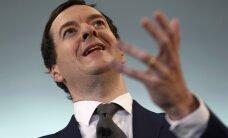 Briti rahandusminister lubab langetada ettevõtte tulumaksu
