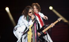 VIDEO: Aerosmithi kitarristil hakkas keset kontserti halb ning muusik viidi teadvusetuna haiglasse
