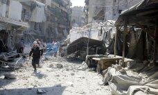 """В Алеппо на время """"гуманитарной паузы"""" прекращаются военные действия"""