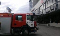 Tallinnas Olümpia hotellis toimus tuletõrjeõppus