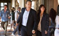 """ARVUSTUS: Tom Hanksi staarijõud ja Ron Howardi kvaliteedimärk päästavad palju kära, aga vähe villa pakkuva """"Inferno"""""""