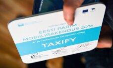 Taxify заработало еще в трех городах на двух континентах