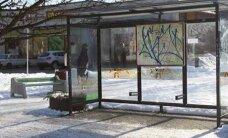 Laagri elanik: ei saa olla rahul pingita bussipeatusega