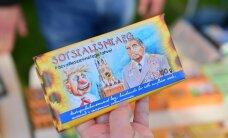 DELFI VIDEO ja FOTOD TÜRI LILLELAADAL: Brežnev müügiks!