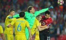ВИДЕО: Италия поделила очки с Испанией, Украина упустила победу в Турции
