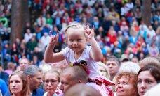 FOTOD: Lahe üllataja! Kirju festivali-viikendi üheks rahvarohkemaks ürituseks kujunes hoopis Alphaville'i ja Smilersi kontsert Intsikurmus