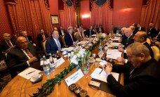 Переговоры по Сирии в Швейцарии завершились безрезультатно
