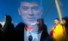 ФОТО: В Москве прошел марш в память Бориса Немцова