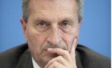 EL-i digivolinik Oettinger: Brexit oli Cameroni s**akampaania tagajärg