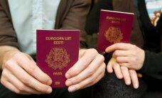 Eesti kodakondsusest on vabastatud 3930 inimest