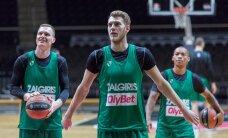 Siim-Sander Vene rassib koos NBA meestega: trenni lõpuks on mahlad täitsa väljas